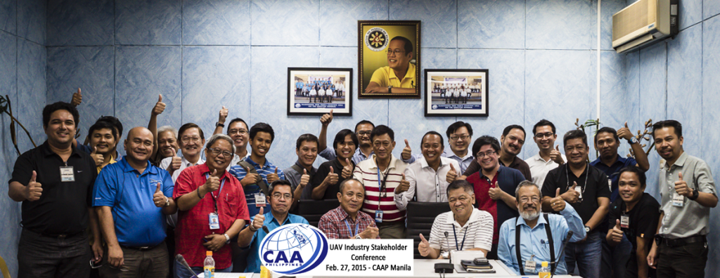 CAAP UAV Stakeholder Conference