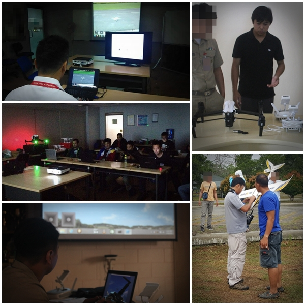 Drone Training Services - UAS Consulting Philippines